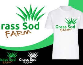 #12 for Need a Logo & Website PSD for Bush Sod Farms af BahuDesigners