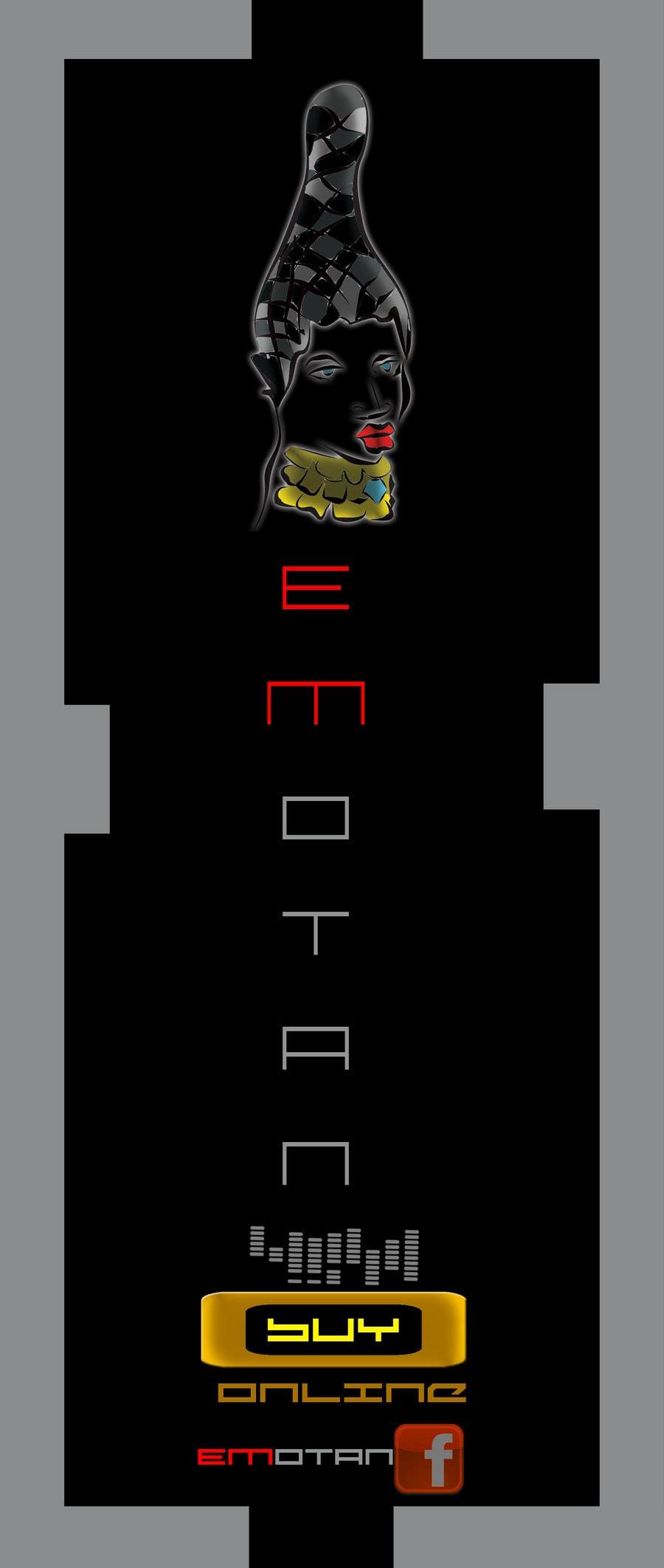 Inscrição nº                                         29                                      do Concurso para                                         Advertisement Design for Emotan Ltd