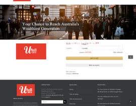 #26 for Website Mock Up - Wordpress by latheeshvmvilla