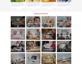 #6 for Website Mock Up - Wordpress by CharlesNgu