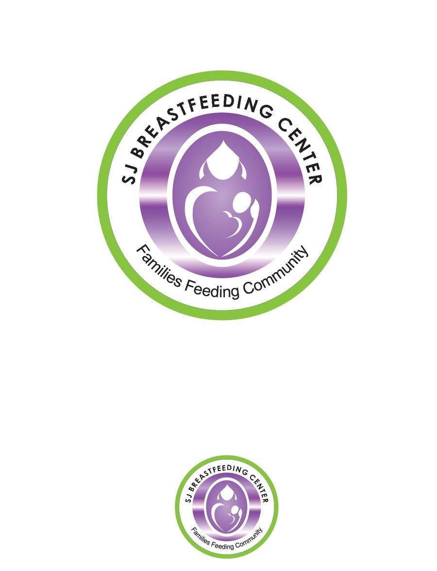 Bài tham dự cuộc thi #36 cho Design a Logo for Breastfeeding Support Center