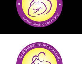 #4 untuk Design a Logo for Breastfeeding Support Center oleh utrejak