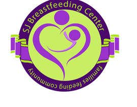 #38 untuk Design a Logo for Breastfeeding Support Center oleh ingutza
