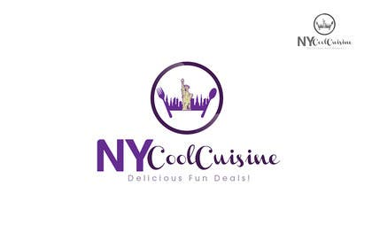 #9 untuk Design a Logo for a New York Based Restaurant Website needed ASAP! oleh iffikhan
