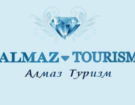 nº 112 pour Design a Logo for Almaz Tourism par ioska