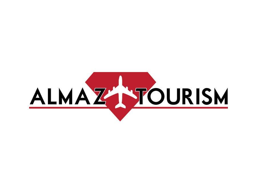 Proposition n°101 du concours Design a Logo for Almaz Tourism