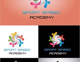#34 cho Design a Logo for Sport Speed Academy bởi habibur30rahman