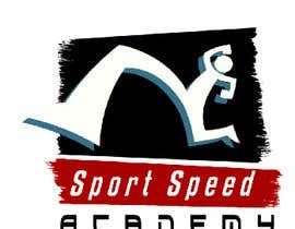 #23 para Design a Logo for Sport Speed Academy por Johnnylisbo