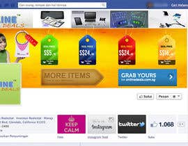 #10 for Design a Banner for OnlineDeals by shipbuysale