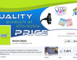 #23 for Design a Banner for OnlineDeals by xhzad