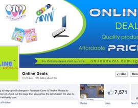 #28 for Design a Banner for OnlineDeals by xhzad