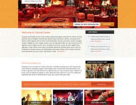 Pavithranmm tarafından Website Design for Cultural Creativity Center için no 3