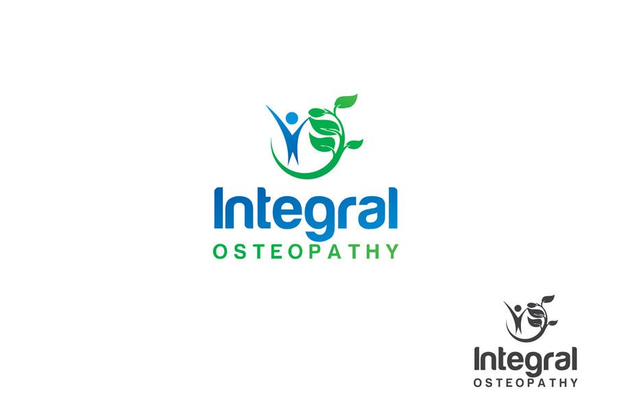 Penyertaan Peraduan #44 untuk Design a Logo for Integral Osteopathy