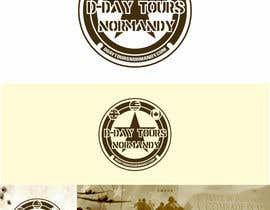nº 19 pour D-DAY TOURS NORMANDY LOGO par quangarena
