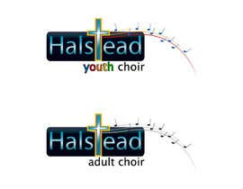 #20 untuk Design Two Logos for Church Choirs oleh mirceabaciu