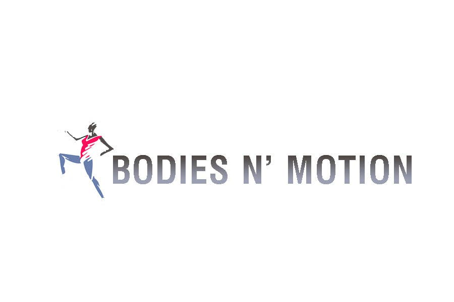Proposition n°51 du concours Design a Logo for a company called Bodies N' Motion
