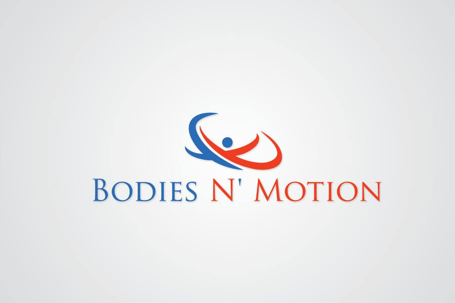 Proposition n°38 du concours Design a Logo for a company called Bodies N' Motion