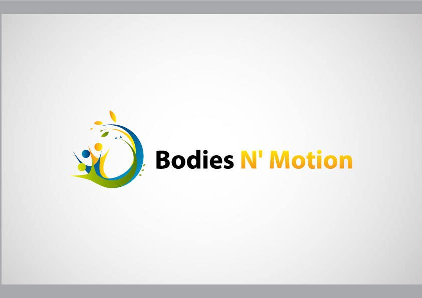 Proposition n°33 du concours Design a Logo for a company called Bodies N' Motion