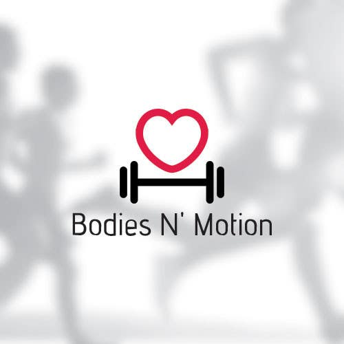 Proposition n°55 du concours Design a Logo for a company called Bodies N' Motion