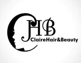 #64 for Design a Logo for Claire Hair and Beauty by filipstamate