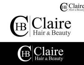 #6 for Design a Logo for Claire Hair and Beauty by umamaheswararao3