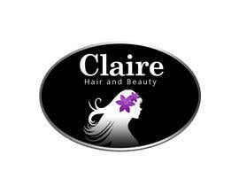 #21 cho Design a Logo for Claire Hair and Beauty bởi sonisavi25
