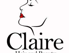 #26 cho Design a Logo for Claire Hair and Beauty bởi sonisavi25