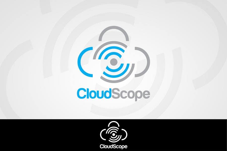 Inscrição nº 129 do Concurso para Logo Design for CloudScope