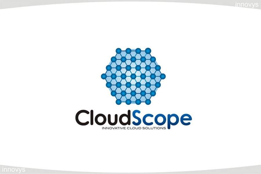Inscrição nº 569 do Concurso para Logo Design for CloudScope