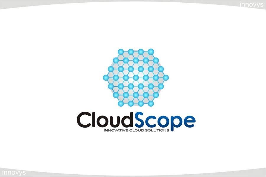 Inscrição nº 572 do Concurso para Logo Design for CloudScope