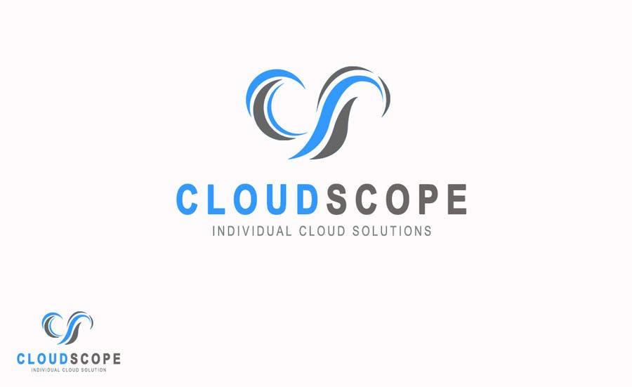Конкурсная заявка №540 для Logo Design for CloudScope