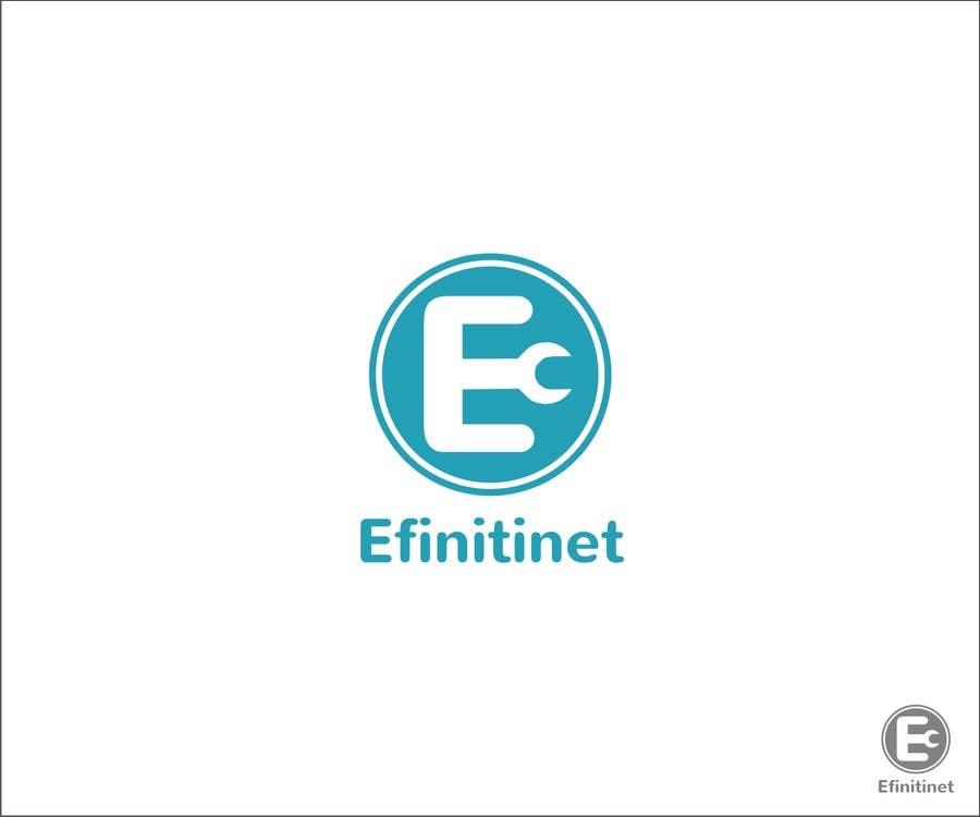 Konkurrenceindlæg #                                        10                                      for                                         Design Logo For New Start Up Company Efinitinet