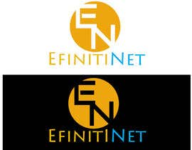 #8 for Design Logo For New Start Up Company Efinitinet by khan89