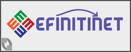Konkurrenceindlæg #                                        13                                      for                                         Design Logo For New Start Up Company Efinitinet