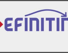 nº 13 pour Design Logo For New Start Up Company Efinitinet par DelicateCreation