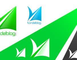 nº 28 pour Design a Logo for www.vondelblog.com par brah214