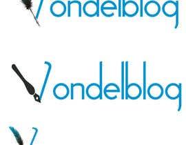 #34 untuk Design a Logo for www.vondelblog.com oleh expen