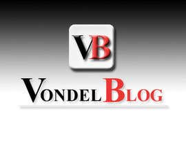 #8 for Design a Logo for www.vondelblog.com af DarkAzure