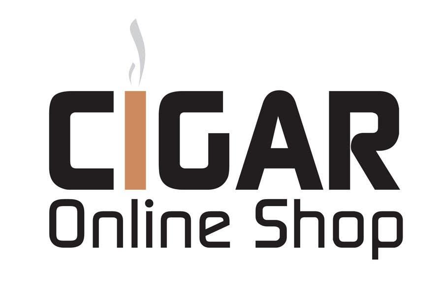 Contest Entry #221 for Logo Design for Cigar Online Shop