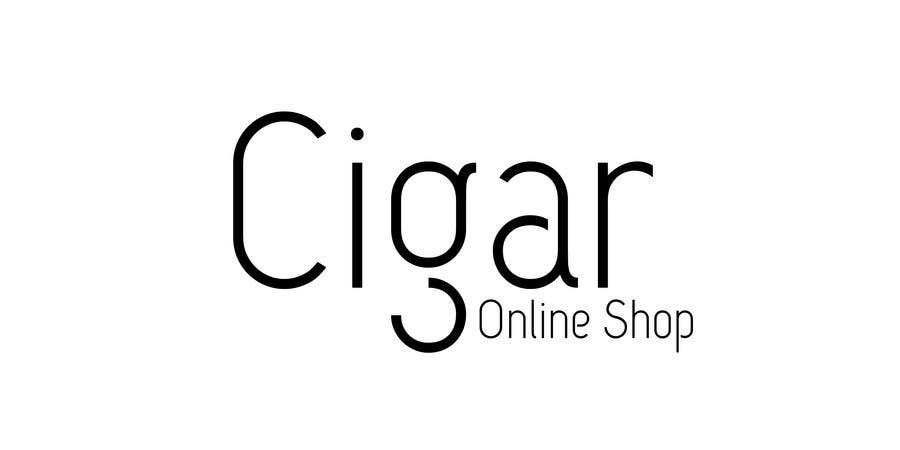 Contest Entry #59 for Logo Design for Cigar Online Shop