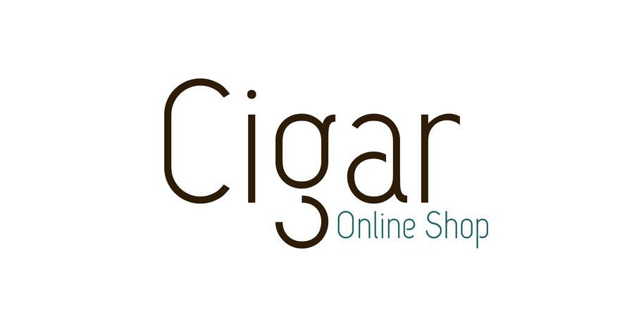 Inscrição nº 55 do Concurso para Logo Design for Cigar Online Shop