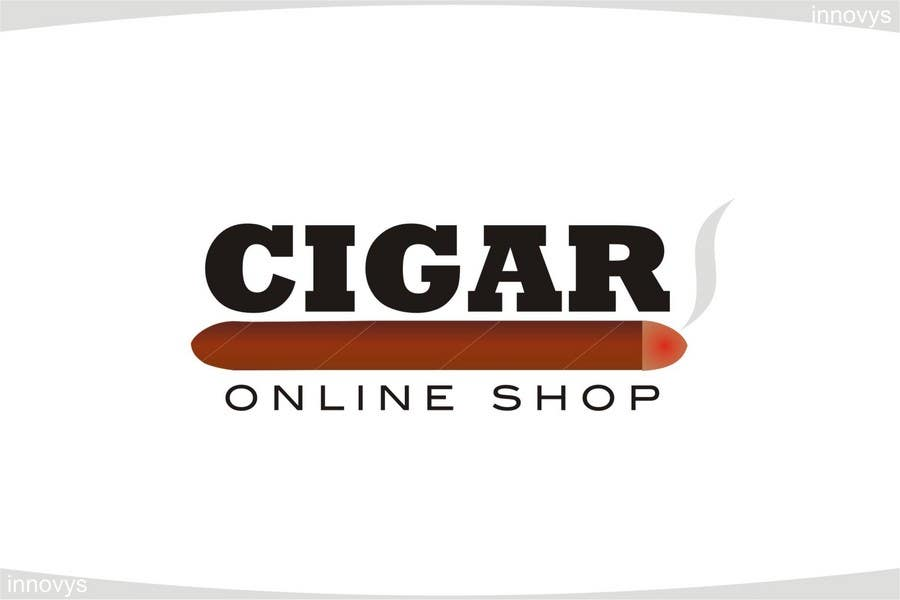 Contest Entry #208 for Logo Design for Cigar Online Shop