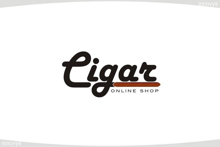Contest Entry #205 for Logo Design for Cigar Online Shop