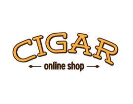 #30 для Logo Design for Cigar Online Shop от akusminov