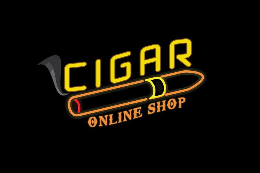 Inscrição nº 36 do Concurso para Logo Design for Cigar Online Shop