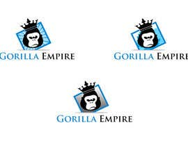 "#55 para Design a Logo for ""Gorilla Empire"" por emocore07"