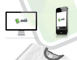 #53 para Design a Logo for ZOSO Mobile por GoranV7