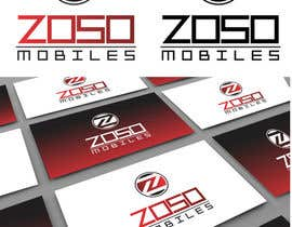 #75 para Design a Logo for ZOSO Mobile por ajdezignz
