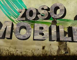 #62 para Design a Logo for ZOSO Mobile por lekhakmukesh