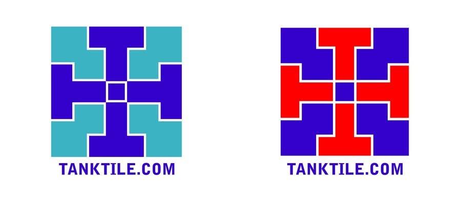 Kilpailutyö #80 kilpailussa Design a Logo for Tank Tile